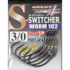 Decoy Worm 102 S-Switcher Size 5/0 2,2 Gr